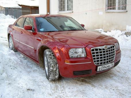Продажа  Chrysler 300C, 2007 г. , Ярославль