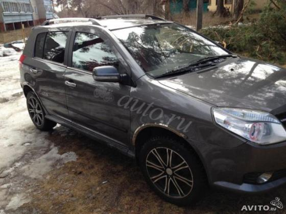Продажа  Geely MK Cross Luxury, 2013 г. , Инта