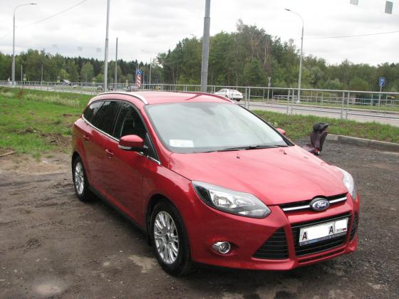 Продажа  Ford Focus FORD Focus 5W-door Titanium 1.6/, 2013 г. , Россошь