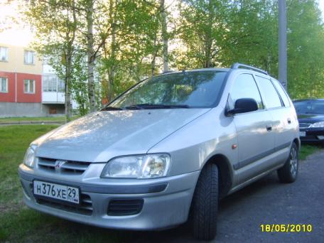 Продажа  Mitsubishi Space Star, 1999 г. , Северодвинск